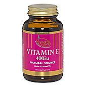 Vega Natural Vitamin E 400iu 30 Veg Capsules