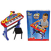 Simba My Music World Keyboard with Stand