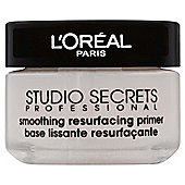 L'Oréal Studio Secrets Resurfacing Primer 15ml
