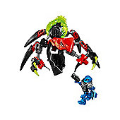 Lego Hero Factory Tunneler Beast vs. Surge - 44024