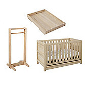 Tutti Bambini Milan 'Essentials' Bundle, Reclaimed Oak
