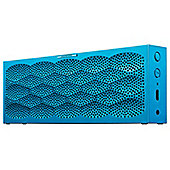 JAWBONE MINI JAMBOX WIRELESS BLUETOOTH SPEAKER (AQUA SCALES)