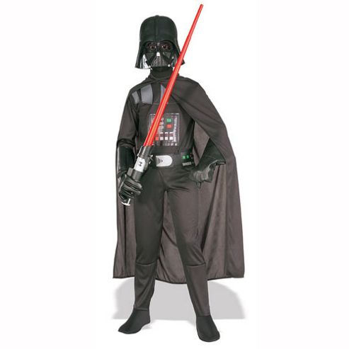 Star Wars Darth Vader Costume - Medium (Age 5-7)