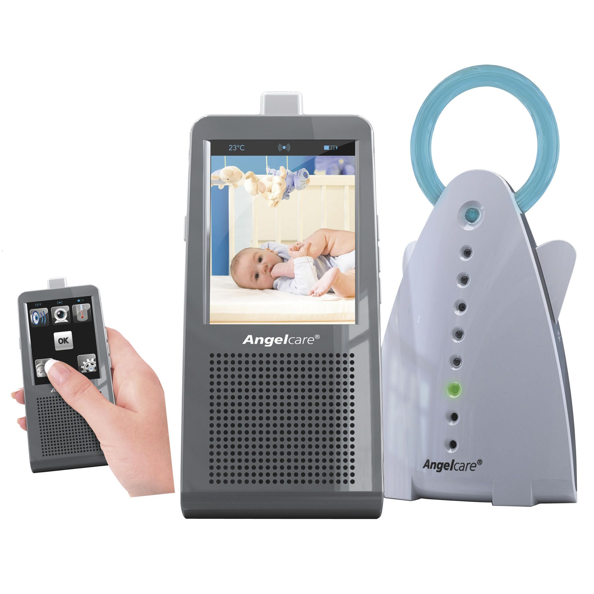 Angelcare Digital Video Sound Baby Monitor AC1120