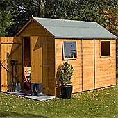10ft x 6ft Premier Tongue & Groove Shed (12mm T&G Floor)