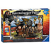 Ravensburger How To Train Your Dragon Extra Large 100 Piece Puzzle