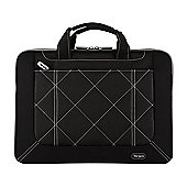 Targus Pulse Laptop Slipcase (Black/Grey) for 15 inch to 16 inch Laptop