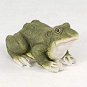 Green Frog Garden Ornament