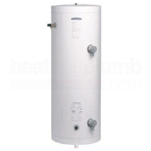 Ariston Aquabravo ITD Unvented DIRECT Stainless Steel Hot Water Cylinder with Control Kit - 150 LITRE