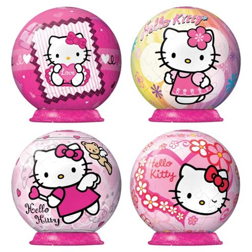 Hello Kitty puzzleball 54 Piece