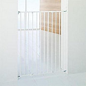 BabyDan Extra Tall Streamline Stair Gate 64cm - 107cm