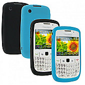 Flex 8520 Double Pack skins Black/Aqua