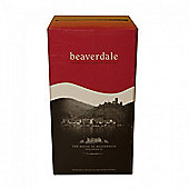 Beaverdale Shiraz - Red wine kit. 30 bottle