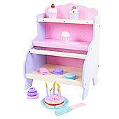 Bigjigs Toys BJ394 Candy Floss Patisserie Stand