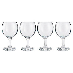 Basics Wine Glasses, 4 Pack