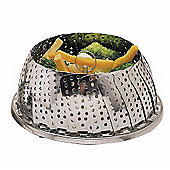 Kitchen Craft Collapsible Steaming Basket, 28cm