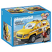 Playmobil 5470 City Action Site Supervisors Vehicle