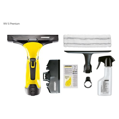 buy karcher wv5 premium window vac from our cordless. Black Bedroom Furniture Sets. Home Design Ideas