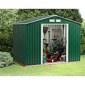 8ft x 10ft Value Metal Shed (2.61m x 3.02m)