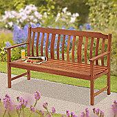 Suntime Highland 3-Seat Wooden Garden Bench