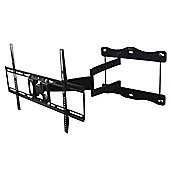 B-Tech Ventry BTV514/B Ultra-Slim Double Arm TV Bracket