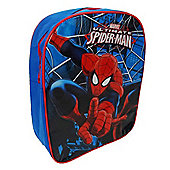 Character Spiderman 'Spiderweb' PVC Front Backpack