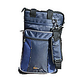 Tom and Will Mallets Gig Bag - 3 Tone Blue