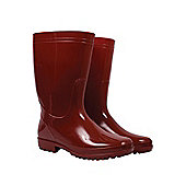 Mountain Warehouse Rain Women's Wellies - Red