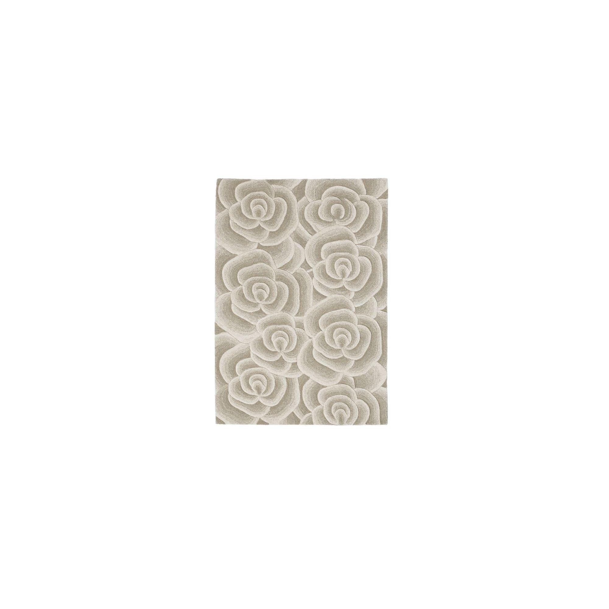 Oriental Carpets & Rugs Valentine VL-10 Beige Rug - 90cm x 150cm