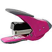 Rexel Easy Touch Quarter Strip Stapler Pink 2102632