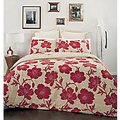 Belledorm Design Duvet Cover Set In Delilah White - Single
