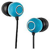 Pioneer SE-CL07-L Closed Dynamic Inner-Ear Headphones - Blue