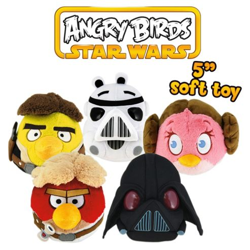 Star Wars Angry Birds 5
