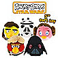 Star Wars Angry Birds 5 Plush""