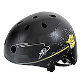 Tour de France Freestyle Helmet - Matt Black 58-62