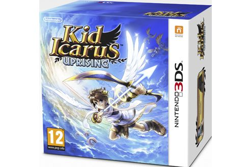 Kid Icarus - Uprising (3DS)