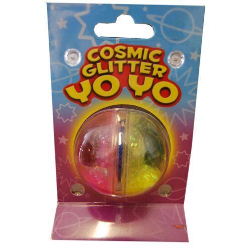 Cosmic Glitter Yo Yo