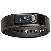 Denver BFA-10C Black Bluetooth Fitness Tracker Band Watch