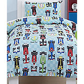 Formula 1 Race Car Junior Bedding