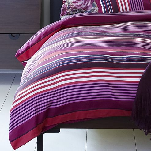 buy nimbus bloomsbury duvet cover from our super king. Black Bedroom Furniture Sets. Home Design Ideas