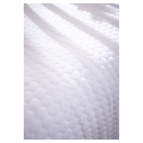Clair de Lune 2pc Crib Bedding Set (Marshmallow White)
