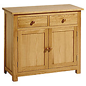 Kelburn Furniture Washington Oak 2 Drawer Sideboard