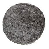 Santa Cruz Summertime Grey Mix 135x135 cm Circle Rug