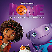 Home Soundtrack CD