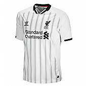 2013-14 Liverpool Home Goalkeeper Shirt (Kids) - White