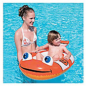 "Bestway 40"" x 27"" Little Buddy Clownfish Raft"