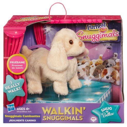 FurReal Walking Snuggimals Assorted