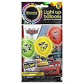 Illoom 5 Pack Disney Cars Light Up Balloons