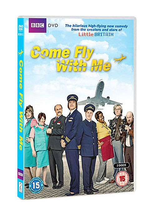 Come Fly With Me Series 1 (DVD Boxset)