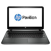 HP Pavilion 15-P140NA 15.6-inch Laptop, AMD A8, 8GB RAM, 1TB - Silver